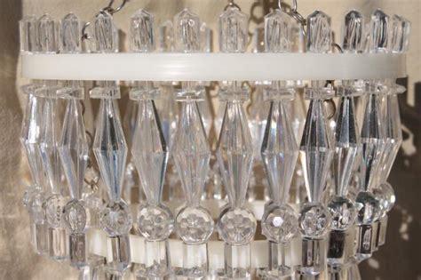 Plastic Chandelier Prisms Plastic Prisms Chandelier Lights Hanging Light For Plain Single Bulb Fixtures