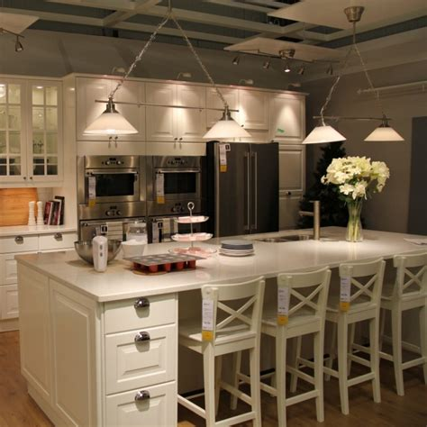 white kitchen island with stools the best stools for kitchen island