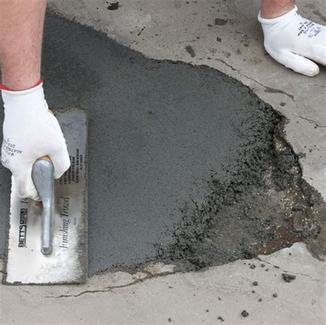 diy concrete floor repair guide