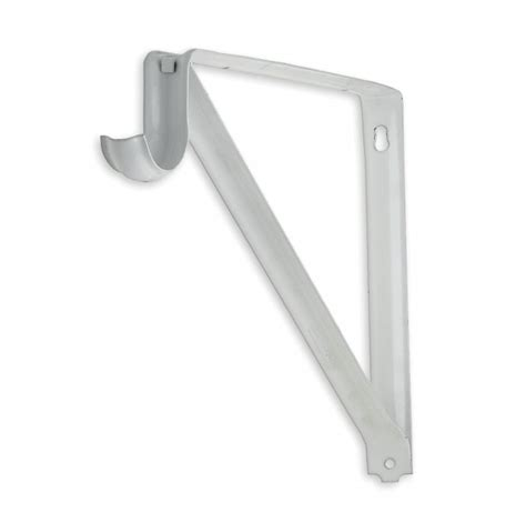 Closet Pole Brackets by Closet Pole Brackets Home Depot Home Design Ideas