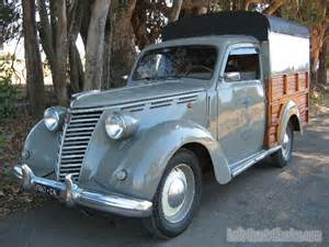 Fiat Trucks For Sale 1951 Fiat Woodie For Sale One Of A Fiat Truck