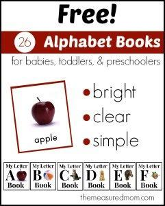 printable books for toddlers 26 simple alphabet books for babies toddlers and