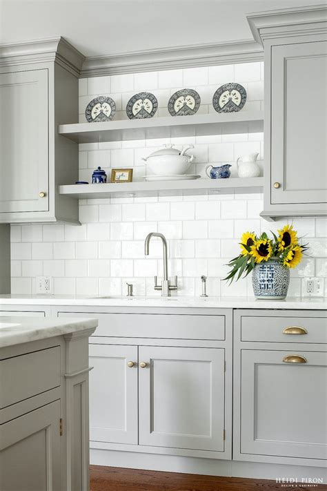 Light Grey Kitchens Best 25 Light Gray Cabinets Ideas On Pinterest Light Grey Cabinets Kitchen Gray Paint And