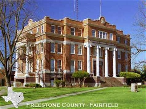Freestone County Tax Office by Photo Provided Courtesy Of Texascourthouses