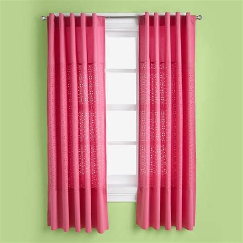 Pink Curtains 17 Best Ideas About Pink Eyelet Curtains On
