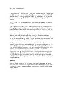 writing a cover letter for best photos of letter writing sles how to write a