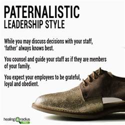 are you a paternalistic leader take the hrpro leadership