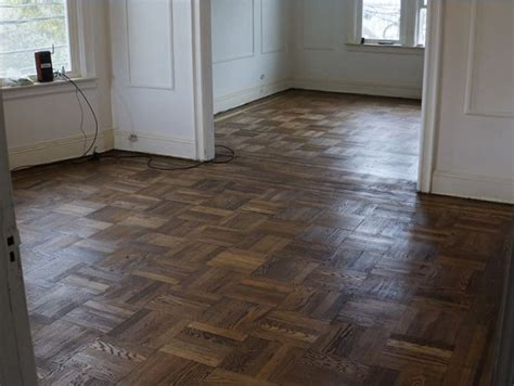 Hardwood Floor Stains - refinishing parquet flooring to look more presentable flooring ideas floor design trends