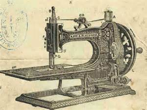 who invented the sewing machine great inventions april 2011