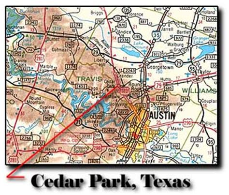 map of cedar park texas cedar park texas background