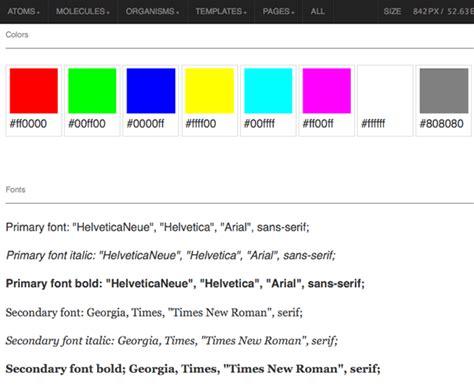 pattern lab brad frost envato tuts web design