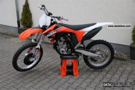 Ktm Sxf 250 2010 2010 Ktm Sxf 250 With Electric Start