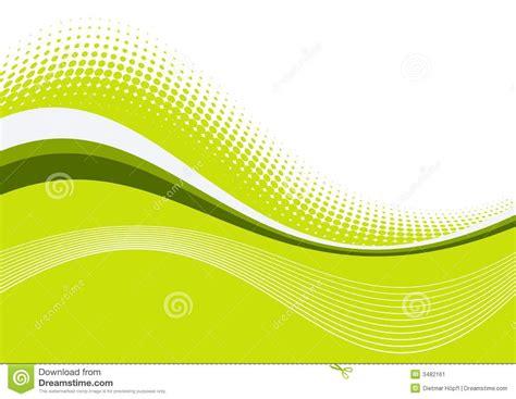 imagenes porotos verdes l 237 neas agraciadas onduladas verdes imagen de archivo