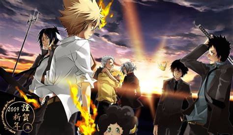 katekyo hitman reborn katekyo hitman reborn khr fanfic recs ideas and