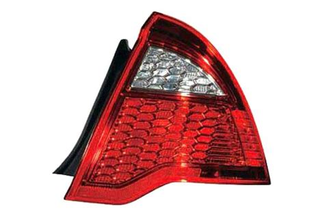 2010 ford fusion tail light lens replace 174 ford fusion 2010 2012 replacement tail light