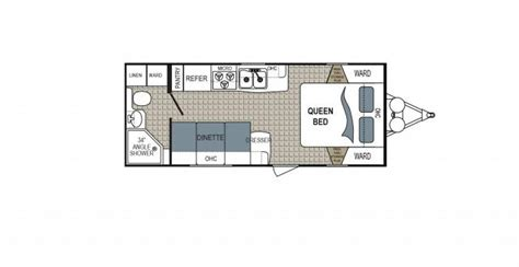 kodiak travel trailer floor plans dutchmen kodiak travel trailer floorplans united rv