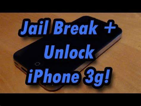 pattern unlock for iphone without jailbreak how to jailbreak and unlock an iphone 3g 4 2 1 with