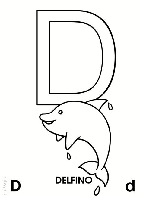 lettere dell alfabeto da colorare midisegni disegni da colorare per bambini lettere dell