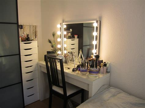 bedroom vanity with lights modular storage buildings