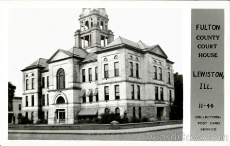 rppc lewiston il fulton county court house court house