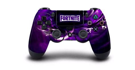Ps4 Controller Stickers Fortnite by Fortnite Ps4 Controller Skin Conzos
