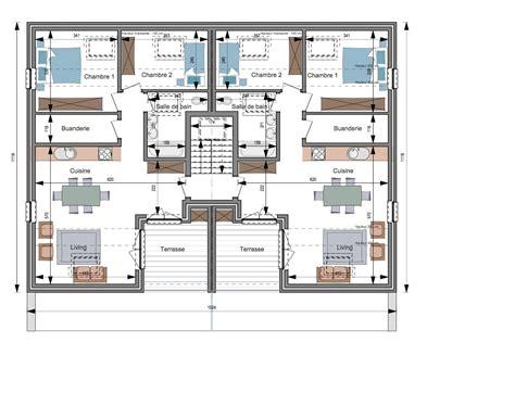 Prix Construction Maison M2 631 by Maison Cl 233 Sur Porte Mc425
