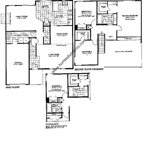 homes by marco floor plans keswick model in the college trail subdivision in