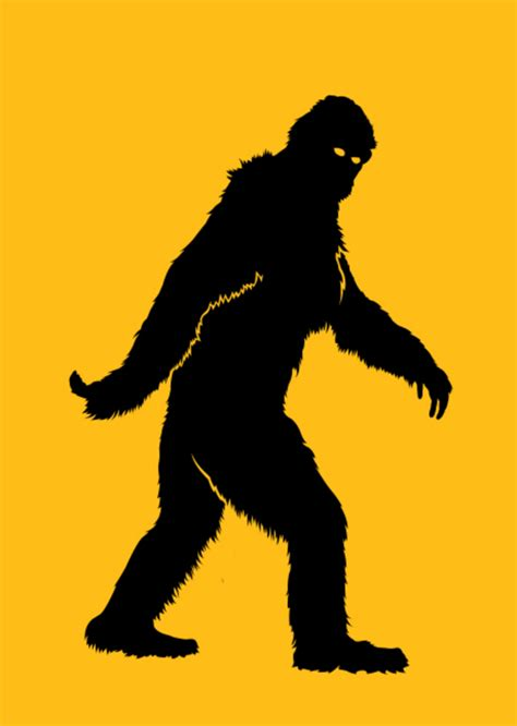 Big Foot Search Bigfoot Stencil Images Search