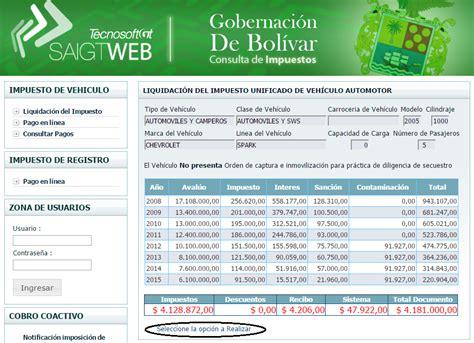 liquidacion impuestos 2016 vehiculos bogota search results for liquidacion impuesto bogota vehiculos