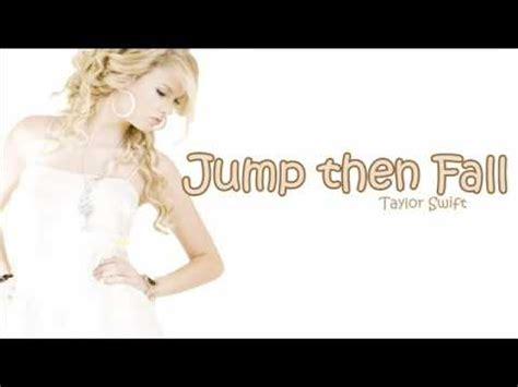 change taylor swift cifra jump then fall cifrada taylor swift vagalume