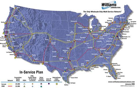 fiber map usa an atlas of cyberspaces cables and satellites