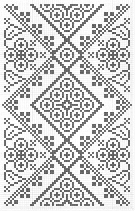 chart pattern pinterest 17 best images about bordados on pinterest filet crochet