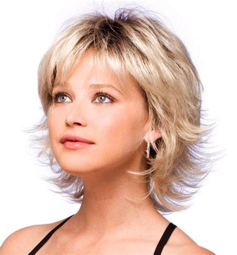 cute quick hairstyle 4 neck length haircuts super cute haircut hairstyles shags layered bobs for
