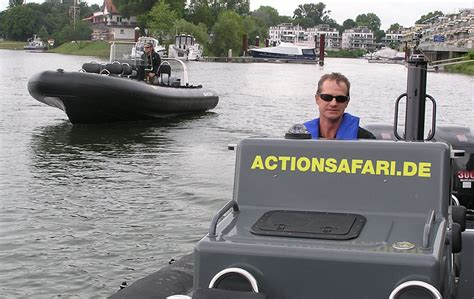 speedboot rheingau bingen actionboot safari actionsafari powerboot incentives