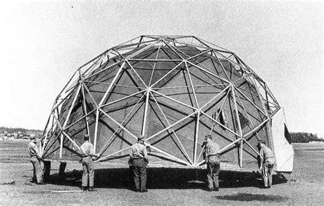 cupola geodetica fuller r buckminster fuller installation of a magnesium framed