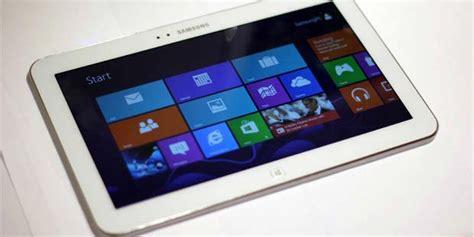 Tablet Samsung Di Jepang samsung ativ tab 3 tablet windows 8 tertipis di dunia
