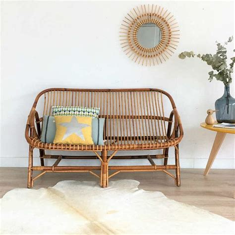 rattan bench seat best 25 rattan sofa ideas on pinterest danish sofa wooden couch and rattan armchair