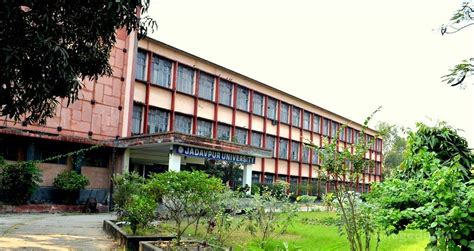 Mba Fees At Jadavpur by Jadavpur Faculty Of Engineering And Technology