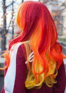colored hair 80 unique hair color ideas to try