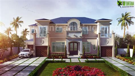 house design and ideas luxury arabic villa architecture exterior design on behance
