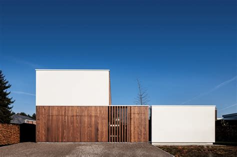 House Designs Images House Vdb Destelbergen Projects Caan Architecten Gent
