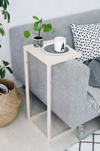Diy Tutorials Home Decor 25 diy side table ideas with lots of tutorials 2017