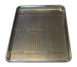 stainless steel cooling rack 12x17 roasting wire baking
