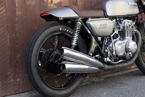 Motorrad Heckumbau Cafe Racer by Honda Cb Cafe Racer Seat Moto Incendio Custom