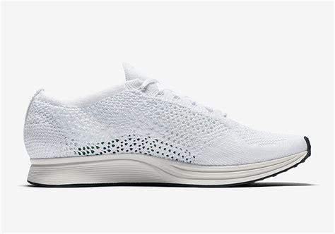 Sneakers Sepatu Nike Airforce Flyknit Racer Black White Premium goddess nike flyknit racer white 526628 100 sneaker bar detroit