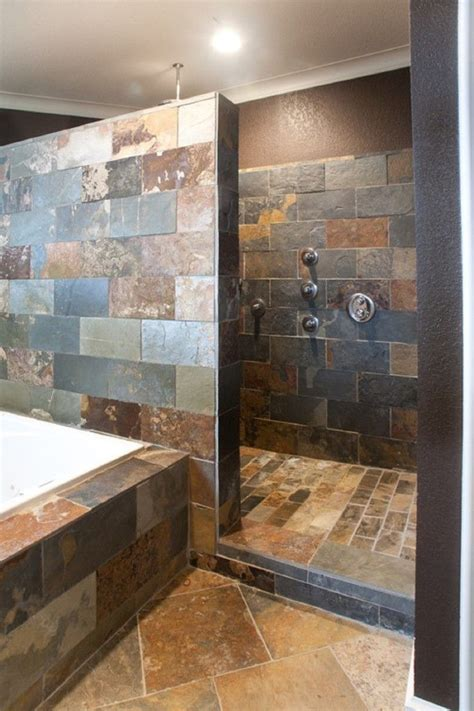 Best 25 Shower No Doors Ideas On Pinterest Showers With Bathrooms Showers Designs