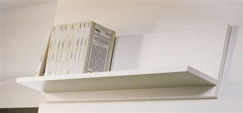 mensola wenge mensola in legno da parete design moderno tibor 90