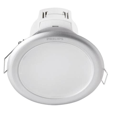 Downlight Philips 5 Inch philips led downlight 6 5w white light