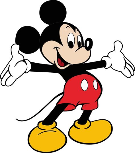 large mickey mouse template mickey mouse clipart free large images