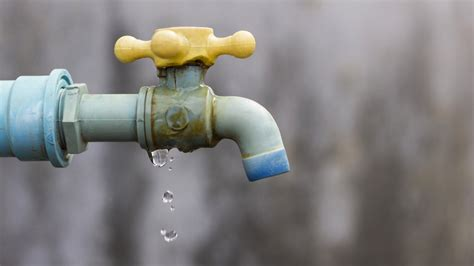 Water Leaking From Faucet by The U S Could Supply All Of California With Water If We Fixed Our Leaky Pipes Grist